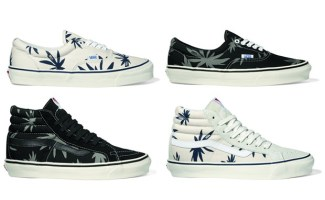 "Vans Vault OG ""Palm Leaf"" Pack"