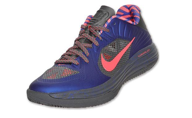 "online store 46972 7147d Nike Lunar Hypergamer Low ""Hot Punch"""