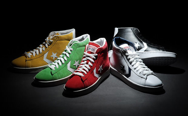 ec000dc98833f9 Converse Pro Leather Fall 2012 Collection. Aug 10