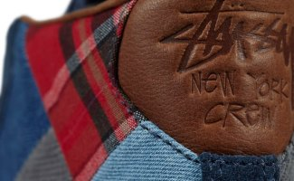 Stussy NYC for Converse Pro Leather