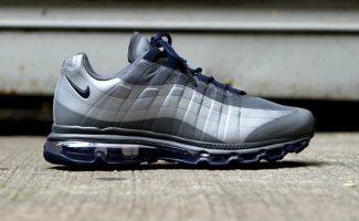 23c0c3a3d3 Nike Air Max 95+ BB Dark Grey/Obsidian