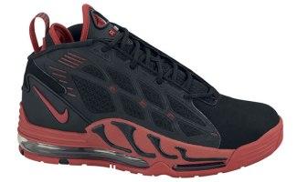 reputable site 5e5b2 0e8a6 Nike Air Max Pillar Black Sport Red