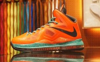 Nike LeBron X iD Samples 436cf46f4c