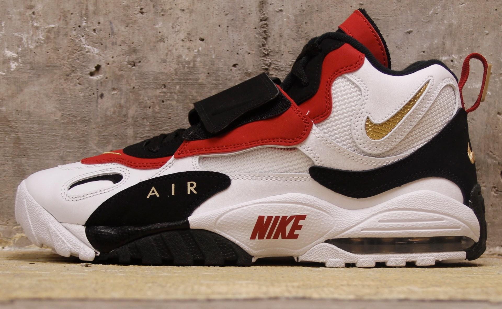 super popular b4029 69c23 Nike Air Max Speed Turf ?49ers? | Nice Kicks