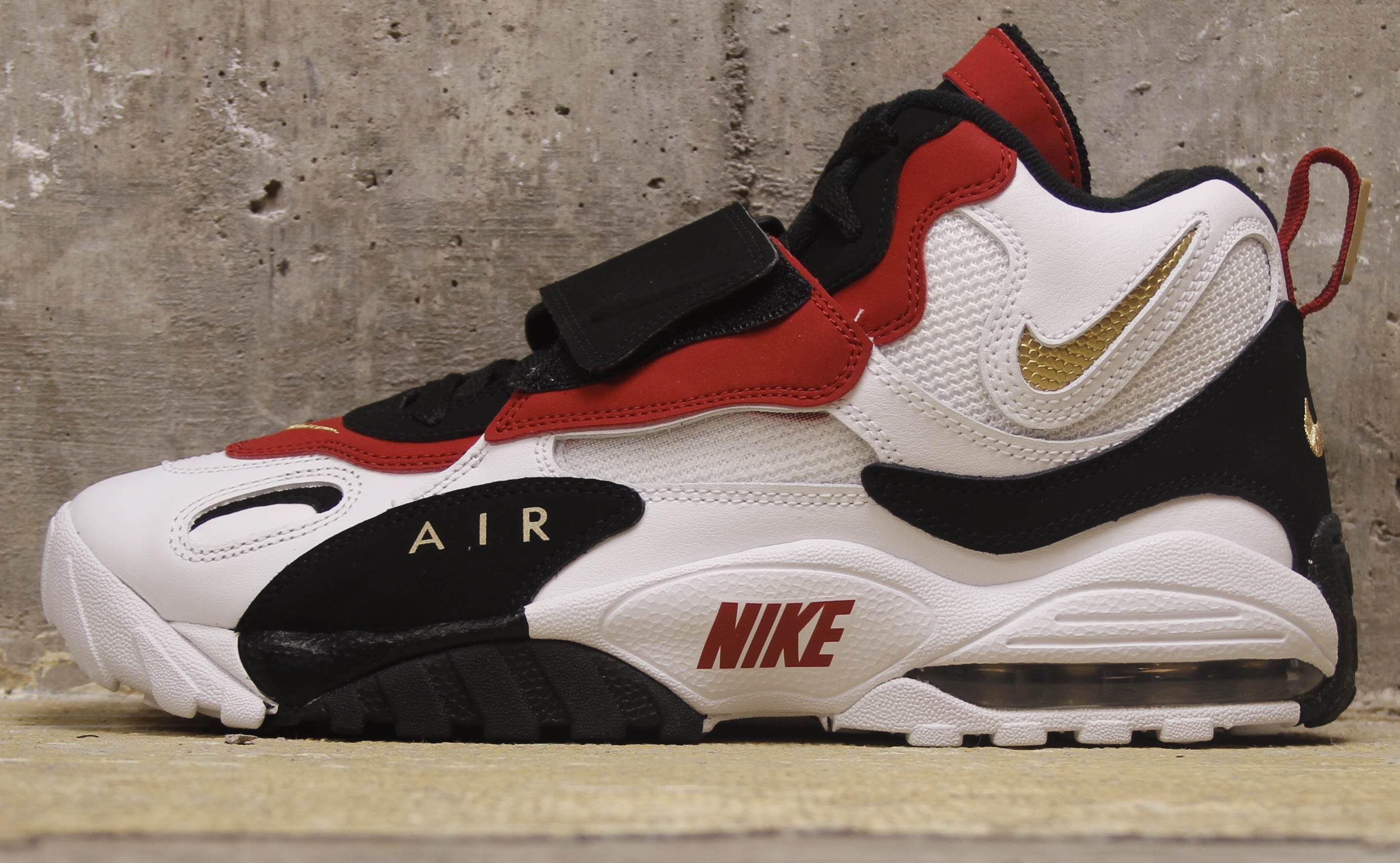 Nike Air Max Speed Turf  49ers   c63150d087