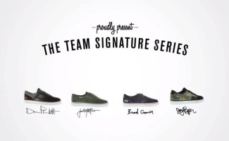 HUF Announces Team Signature Colorway Series