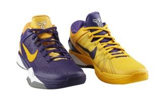 "check out 0984f 476cf Nike Zoom Kobe VII ""Snake Pool"""