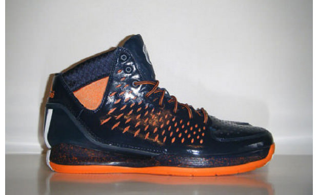 bd6b75213f7 adidas D Rose 3  Chicago Bears