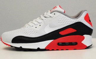 new concept b3535 74284 Nike Air Max 90 EM Infrared