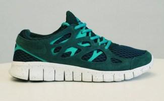 """Nike Free Run+ 2 """"Atomic Teal"""""""