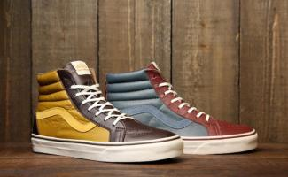 "187479311c Vans CA Sk8-Hi ""Premium Leather"" Pack"