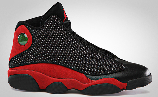 Air Jordan 13 Black/Red