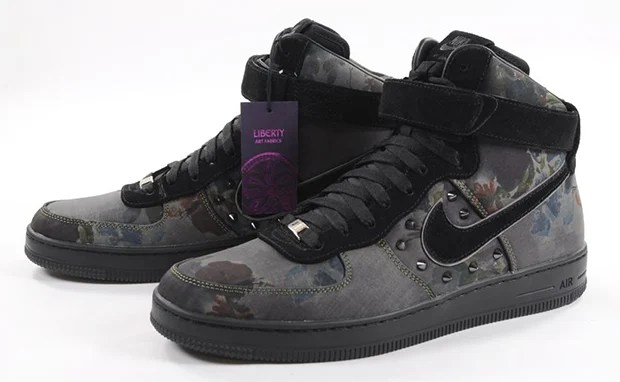 newest 18ff1 f4254 nike air force 1 downtown black suit