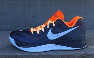 sneakers for cheap 63d9e 311fe Nike Hyperfuse 2012 Low Squadron BlueTotal Orange