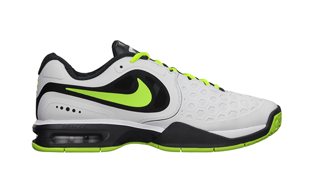 official photos ad8df 32fcf ... new zealand nike air max courtballistec 4.3 white volt anthracite 02499  10e00