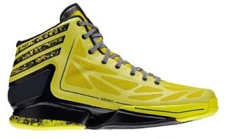 separation shoes 2606e 61802 adidas Crazy Light 2 Vivid Yellow