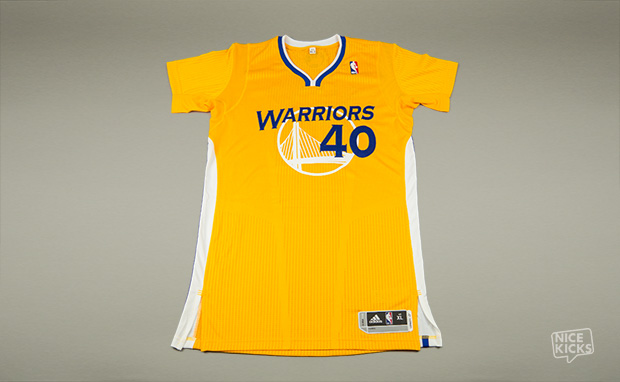 89f2486e6 adidas adiZero Short Sleeve Golden State Warriors Uniform System ...