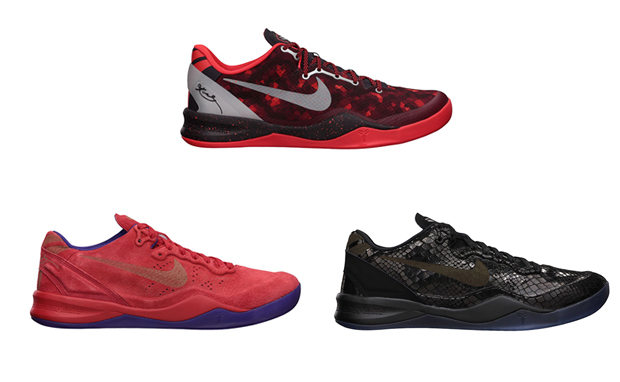 """new product 1d187 7463b Nike Kobe 8 """"Year of the Snake"""""""