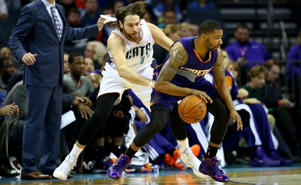 save off 40d4b 0b122 Kicks On Court  Marcus Morris  Nike LeBron 11  Anodized Court Purple  iD