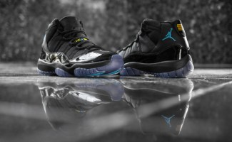 new arrival 292c3 ecedb Air Jordan 11 Gamma Blue