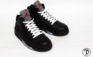"Air Jordan 5 ""Bin Lab V"" Custom 54ee1adc1"