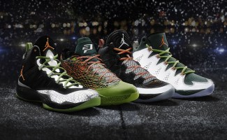 """5efe85423f3be6 Jordan """"Christmas"""" Collection Officially Unveiled"""