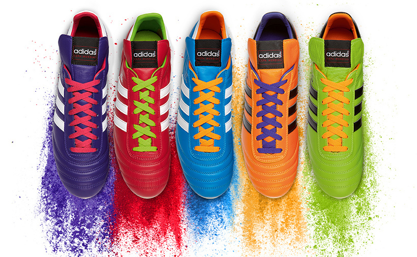 sports shoes 52d05 ac1b9 adidas Copa Mundial Limited Edition Collection