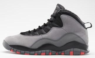 bdc93f1aad5 Air Jordan 10 Cool Grey Infrared