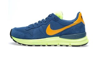 "new concept d2135 9a983 Nike Lunar Internationalist ""Court Blue"""
