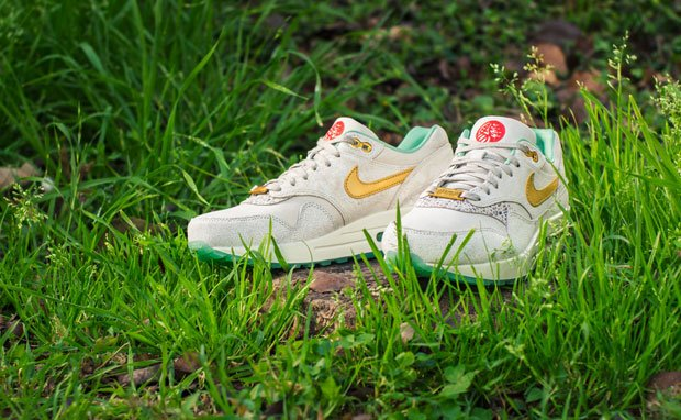"""new arrival 02363 f7bfb Weekly Wallpaper  Nike WMNS Air Max 1 QS """"Year of the Horse"""""""
