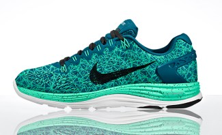 """92f1dc157caf ... Nike LunarGlide 5 iD """"Fractal""""   """"Heather"""" Graphic Options Coming Soon  . ..."""