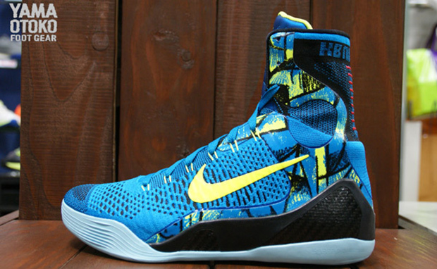 "watch 9364e f582e Nike Kobe 9 Elite ""Perspective"" Another Look"