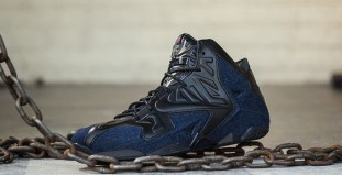 Nike Lebron 11 EXT Denim