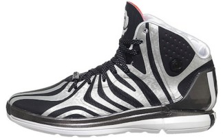 "bbe3b4947cb2 adidas D Rose 4.5 ""Zebra"" Available Now"