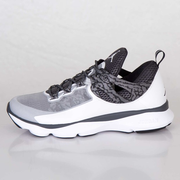 3ad730f4d06 Jordan Flight Runner White/Black-Anthracite | Nice Kicks
