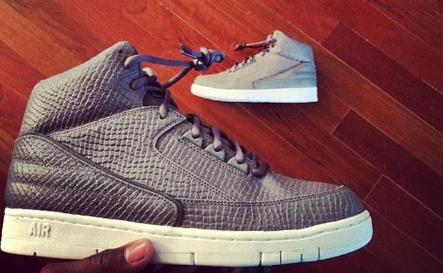 ae700f7be7fe Victor Cruz Shares Look at New Nike Air Python Colorway