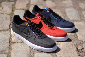 "buy online 88a80 6c909 Nike Air Force 1 AC ""Playoff"" Pack"
