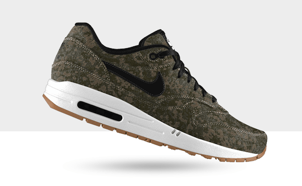 best authentic aef2f 39b5c ... denmark nike air max 1 premium zig woven camo jacquard id options  available now nice kicks