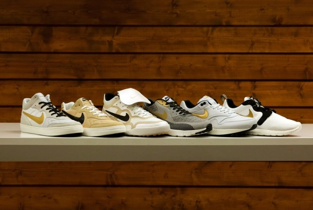 "buy popular 16476 e03db Nike ""Gold Trophy"" Pack"