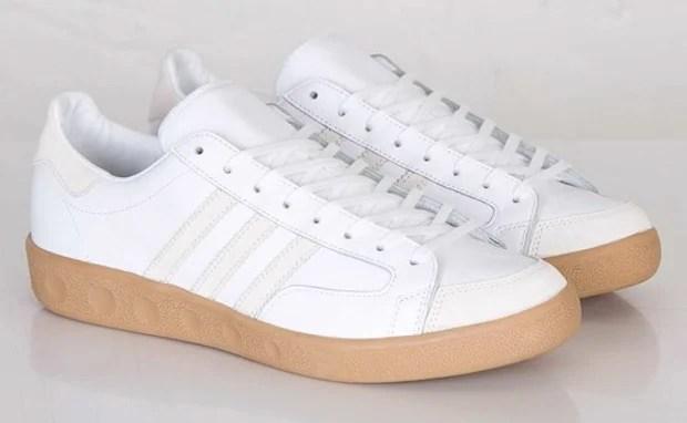 adidas Nastase Master Running White Gum  02e2b9f5e