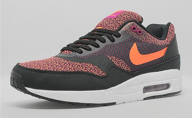 cheap price catch official supplier Nike Air Max 1 Jacquard Anthracite/Bright Magenta | Nice Kicks
