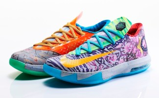 promo code dc94d 1236a Nike What The KD VI