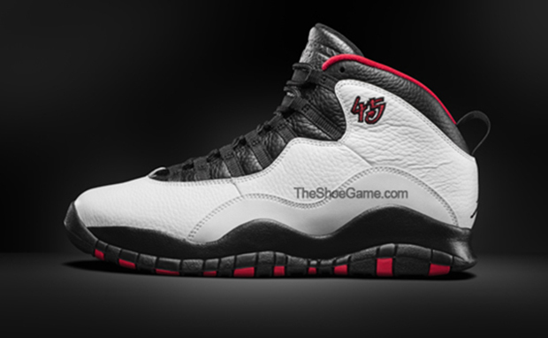 Air Jordan 10 Chicago 2015