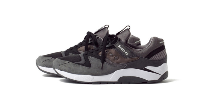 39c40db56936 White Mountaineering x Saucony Grid 9000 Fall Winter 2014 Collection ...