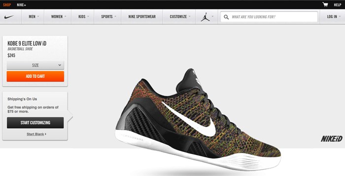 buy online 076c5 95101 9 iDeas for the Nike Kobe 9