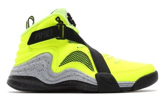 Nike Lunar Raid Volt Black