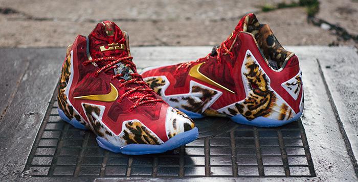 "wholesale dealer 5880b cd76c ... Weekly Wallpaper Nike LeBron 11 ""NBA 2K14"" ..."
