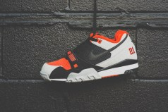 Nike Air Trainer II PRM QS Barry Sanders Another Look