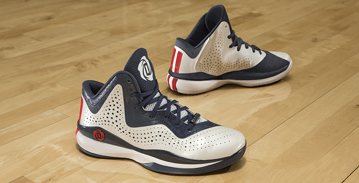 e39ce231328 adidas and Derrick Rose Launch D Rose 773 III