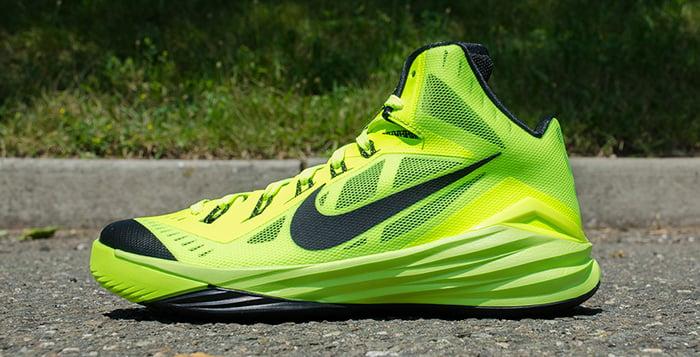 0e8122a82381 Nike Hyperdunk 2014 Volt Black